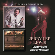 Country Class/Country Memories (Remastered) (CD)