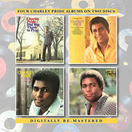 Do You Think To Pray/A Sunshiny Day With Charley Pride/Sweet Country/Songs Of Love By Charley Pride (2CD Remastered)