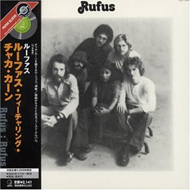 Rufus - Limited Japanese Edition (Remastered) (CD)