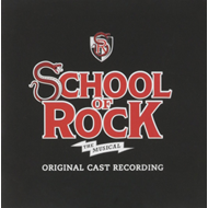 Produktbilde for School Of Rock: The Musical - Original Cast Recording (CD)