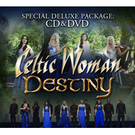 Destiny - Special Deluxe Package (m/DVD) (CD)