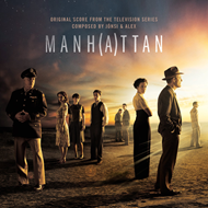 Manhattan - Original Score From The Television Series (CD)