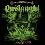 Live At The Slaughterhouse (m/DVD) (CD)