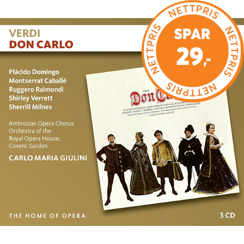 Verdi: Don Carlo (3CD)