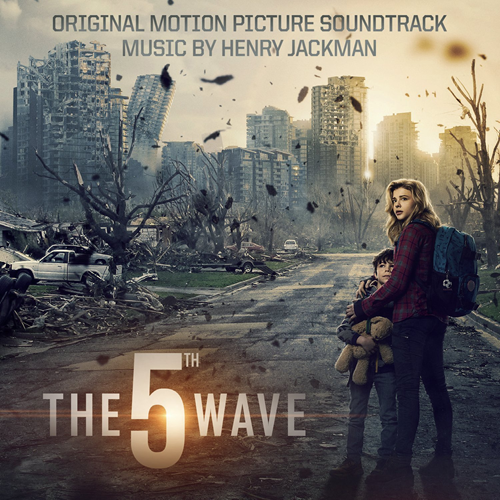 The 5th Wave - Original Motion Picture Soundtrack (CD)