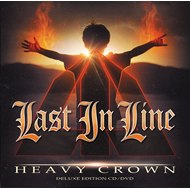 Heavy Crown - Deluxe Edition (m/DVD) (CD)