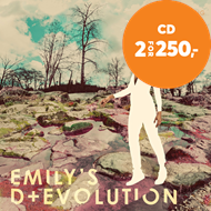 Produktbilde for Emily's D+ Evolution (CD)