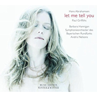 Abrahamsen: Let Me Tell You (CD)