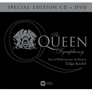 The Queen Symphony - Special Edition (m/DVD) (CD)