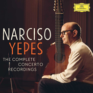 Produktbilde for Narciso Yepes - The Complete Concerto Recordings (5CD)