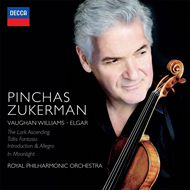 Pinchas Zukerman - Vaughan Williams & Elgar (CD)