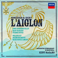 Produktbilde for Honegger & Ibert: L'Aiglon (UK-import) (2CD)