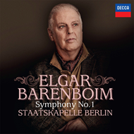 Elgar: Symphony No.1 In A Flat Major, Op. 55 (CD)
