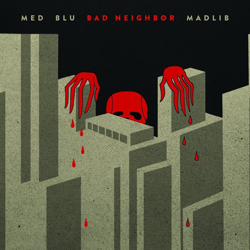 Bad Neighbour (CD)