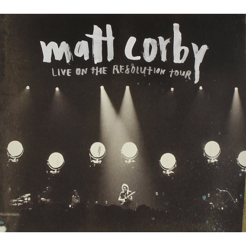 Live On The Resolution Tour EP (CD)