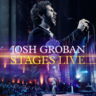 Stages Live (m/DVD) (CD)