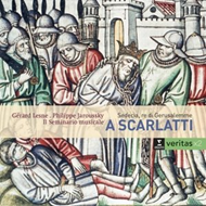 Scarlatti: Sedecia, re di Gerusalemme (2CD)