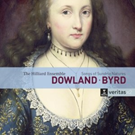 Produktbilde for Dowland: Ayres From A Pilgrimes Solace/Byrd: Lamentatio Henrici Noel (2CD)