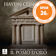 Produktbilde for Haydn: Concertos (2CD)