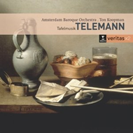 Produktbilde for Telemann: Tafelmusik, Musique De Table (2CD)
