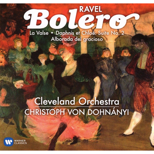 Ravel: Bolero, La Valse (CD)