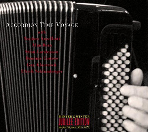 Accordion Time Voyage (CD)