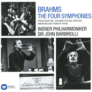 Produktbilde for Brahms: The Four Symphones (3CD)