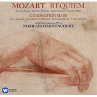 Mozart: Requiem & Coronation Mass (CD)