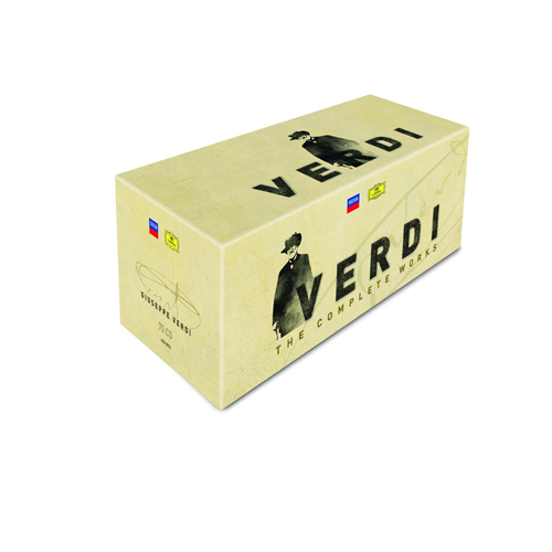 Verdi: The Complete Works (75CD)