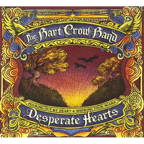 Desperate Hearts (CD)