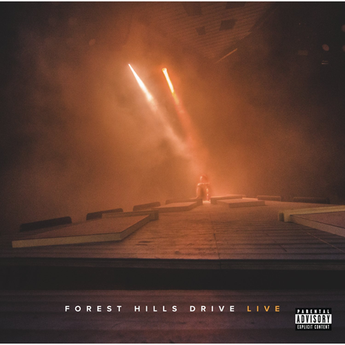 Forest Hills Drive Live (CD)