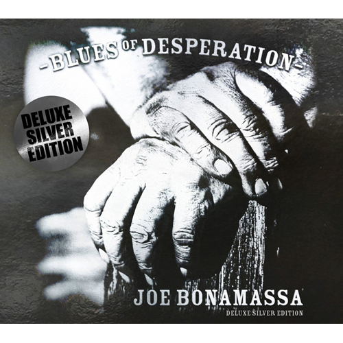 Blues Of Desperation - Deluxe Silver Edition (CD)