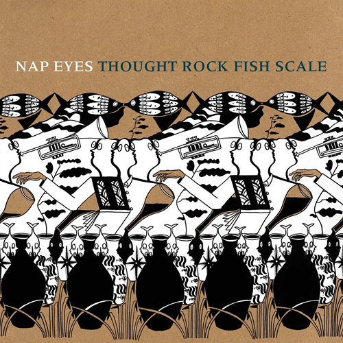 Thought Rock Fish Scale (CD)