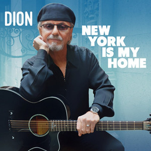 New York Is My Home (CD)
