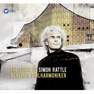 The Sound Of Simon Rattle (3CD)