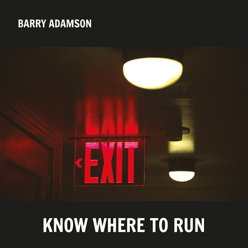 Know Where To Run (CD)