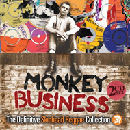 Monkey Business: The Definitive Skinhead Reggae Collection (2CD)