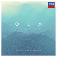 Produktbilde for Ola Gjeilo (CD)