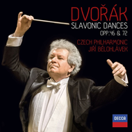 Dvorak: Slavonic Dances Opp. 46 & 72 (2CD)