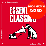 Produktbilde for Essential Classics (2CD)