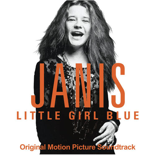 Janis: Little Girl Blue - Original Motion Picture Soundtrack (CD)