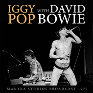 Mantra Studios Broadcast 1977 - With David Bowie (CD)