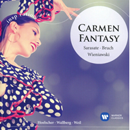 Produktbilde for Carmen Fantasy (CD)