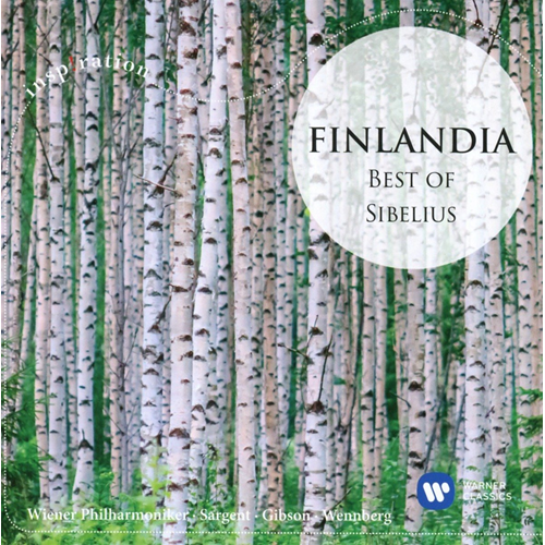 Finlandia - Best Of Sibelius (CD)