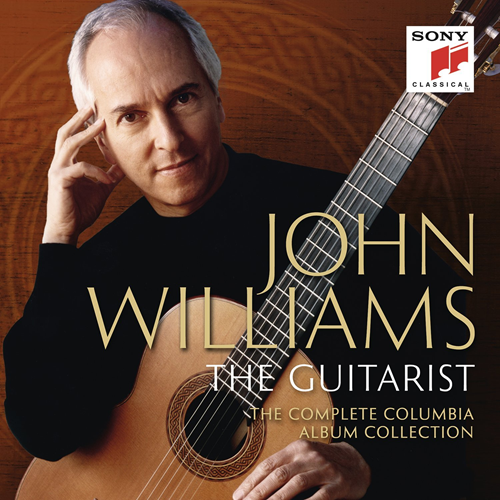 John Williams - The Complete Columbia Album Collection (57CD+DVD)