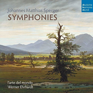 Sperger: Symphonies (CD)
