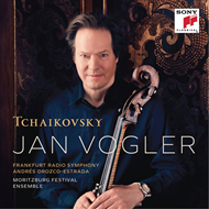 Jan Vogler - Tchaikovsky (CD)