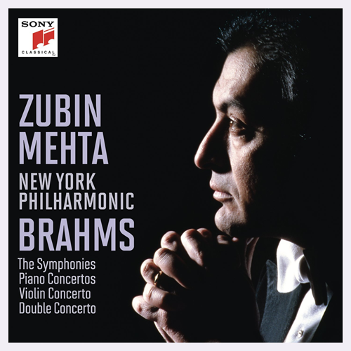 Zubin Mehta Conducts Brahms (8CD)