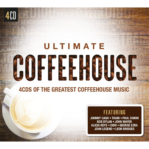Ultimate Coffeehouse (4CD)