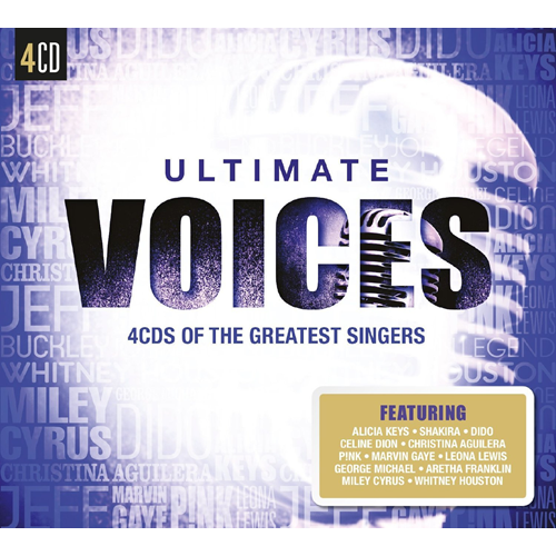 Ultimate Voices (4CD)